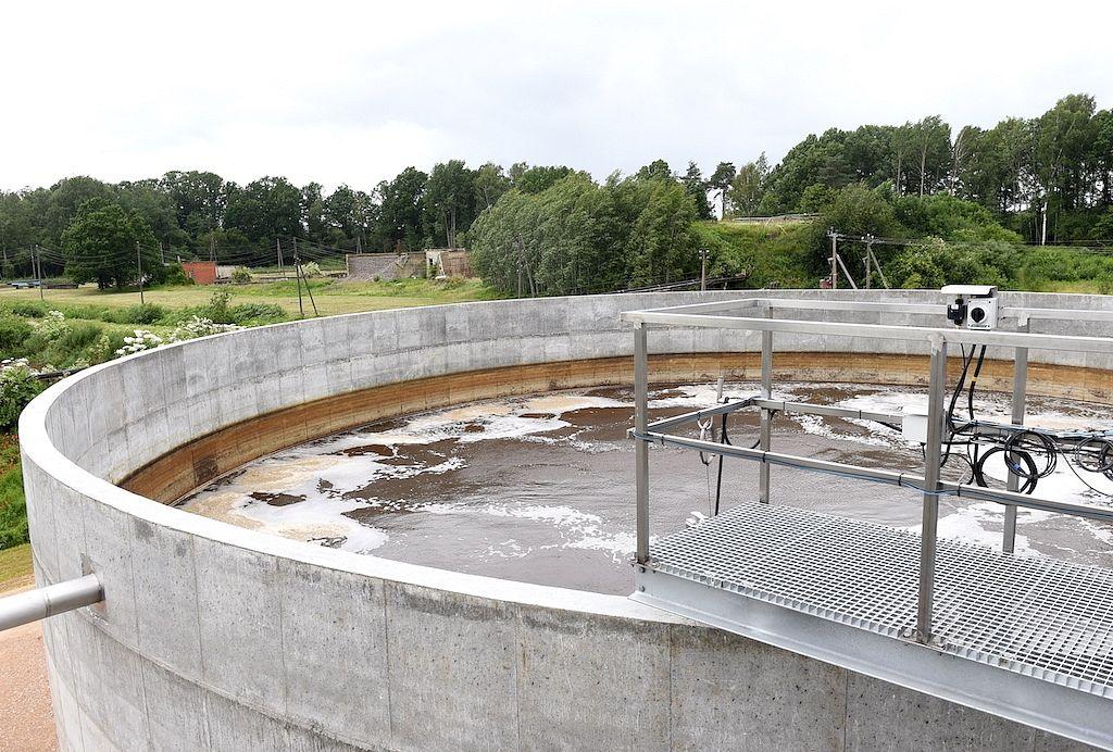 Balticovo attīrīšanas iekārtu modernizācijā investē 2 miljonus eiro